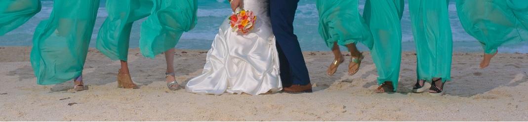 boda en la playa cancun