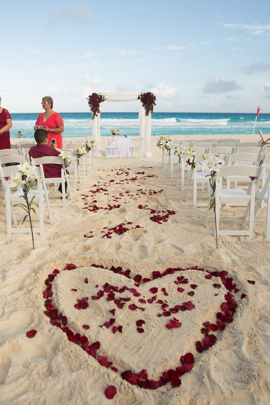 Guion Matrimonio Simbolico : Ceremonia simbolica en cancun